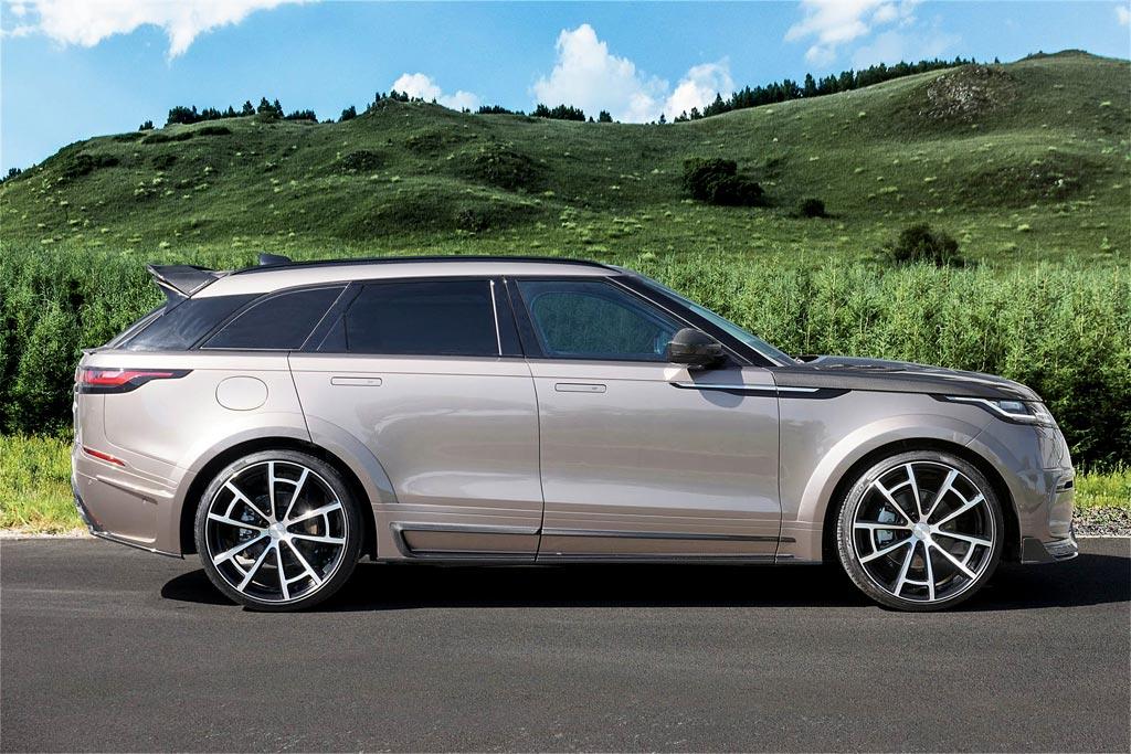 Mansory Range Rover Velar