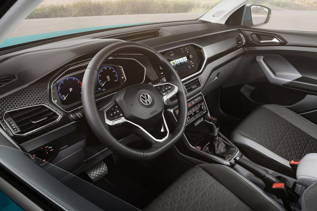 Салон Volkswagen T-Cross