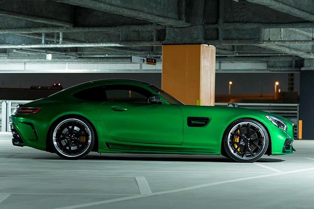 AMG GT S от WALD