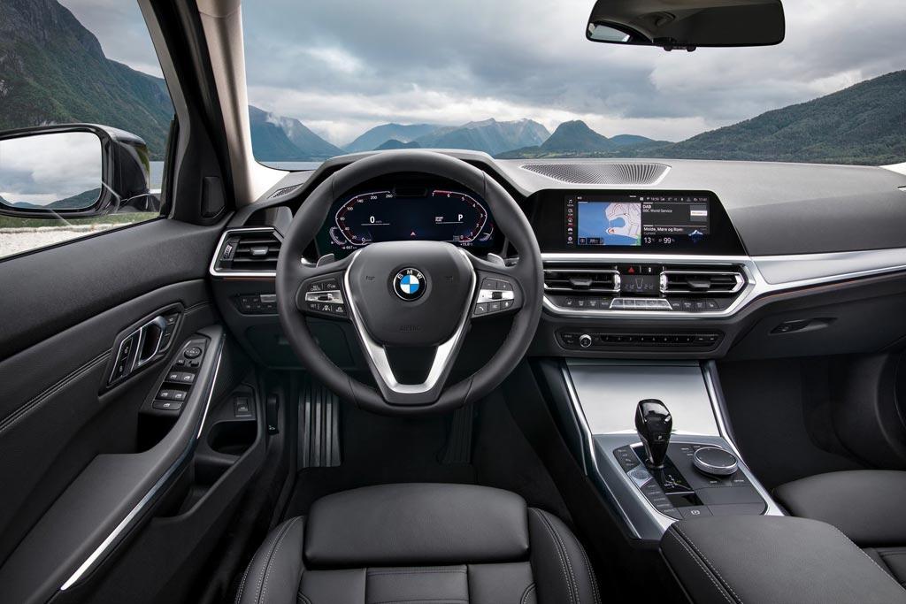 Салон BMW 3-Series G20
