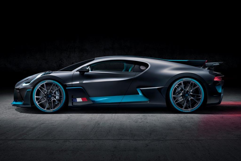 Новый Bugatti Divo 2019