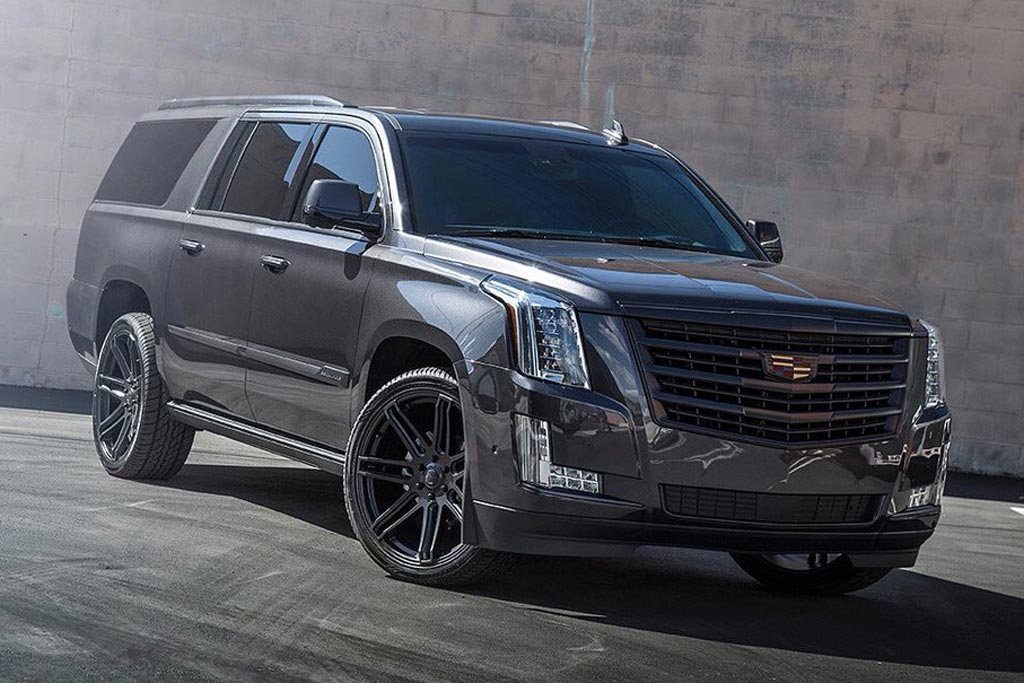 Cadillac Escalade Platinum ESV