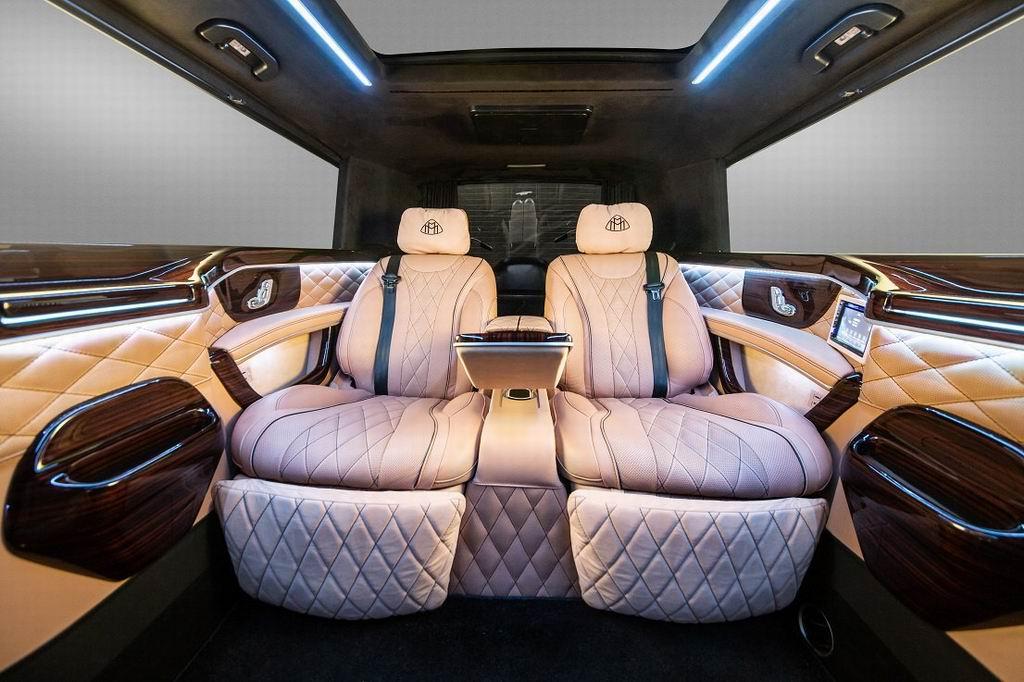 Mercedes V-Class Maybach Edition