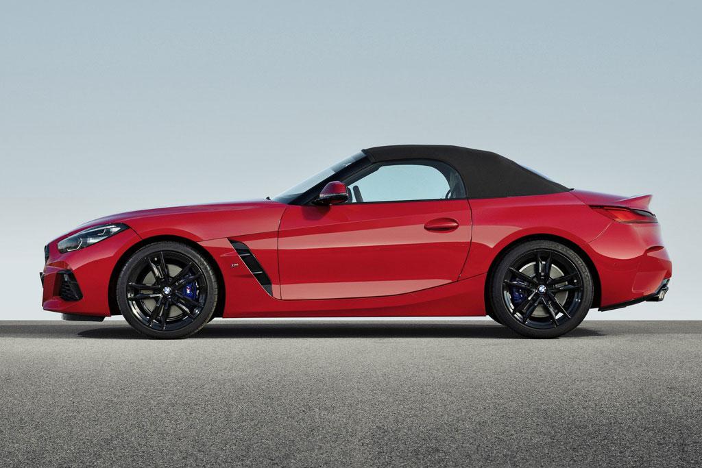 Новая модель BMW Z4 2019