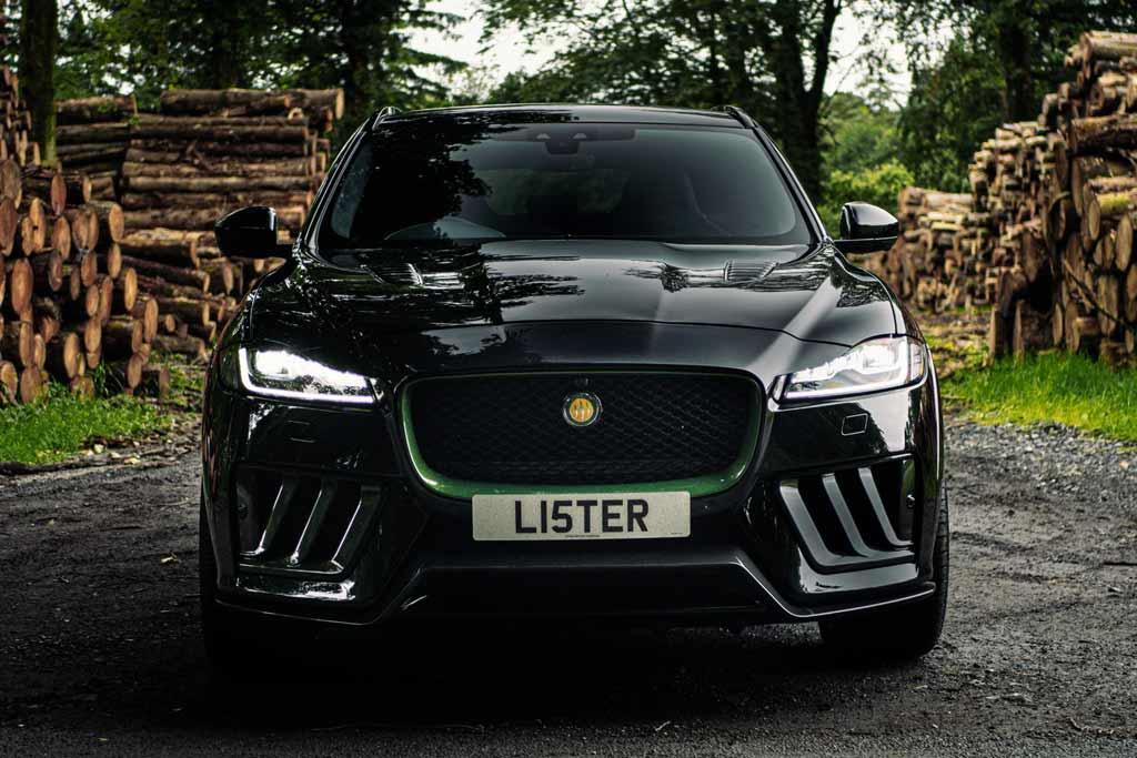 Lister Stealth