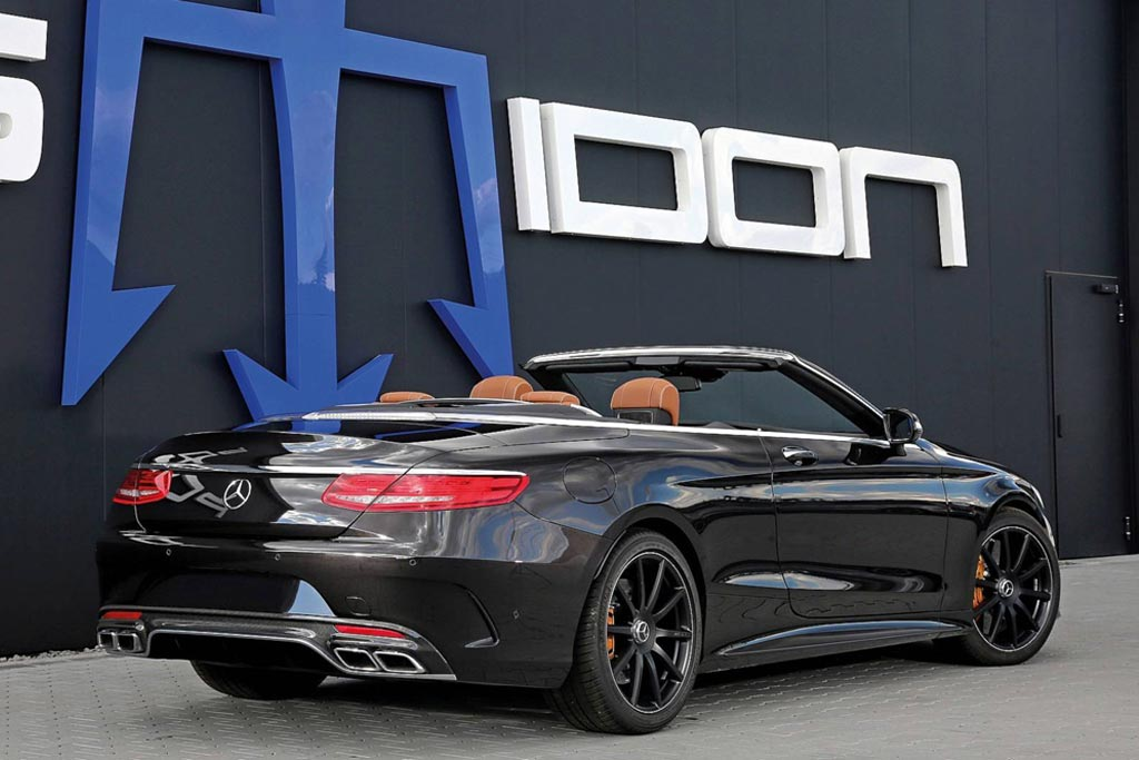 Posaidon S 63 Cabriolet