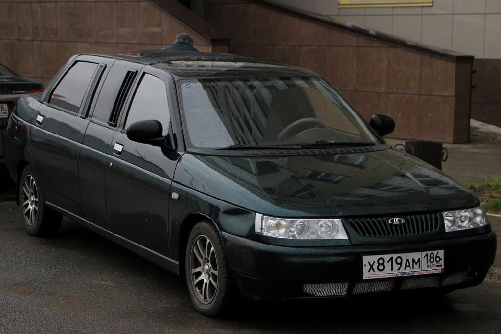 ВАЗ-21109 Консул