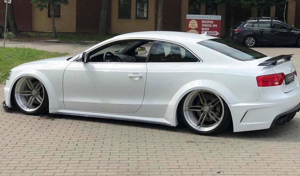 SR66 Design S5 Coupe