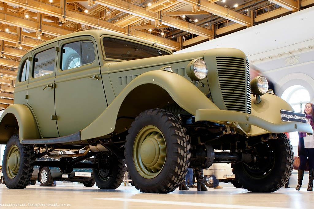 ГАЗ-61-73
