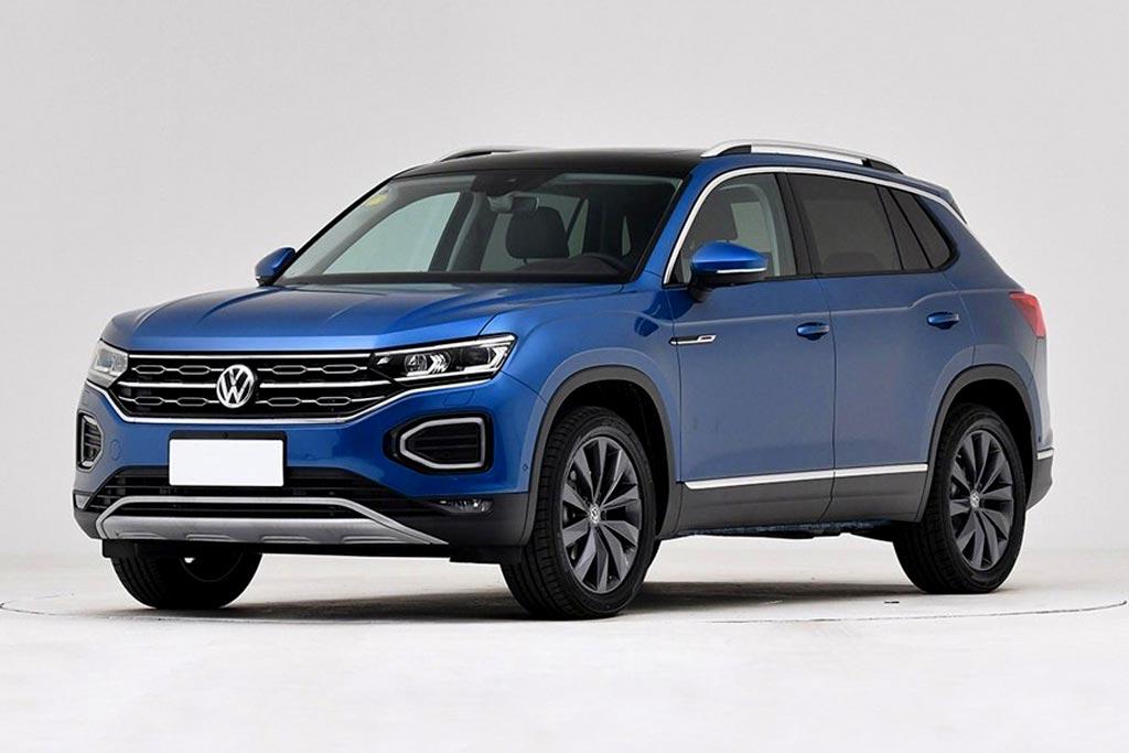 Volkswagen Tayron 2019