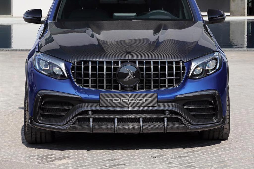 Mercedes-AMG GLC 63 Coupe Inferno
