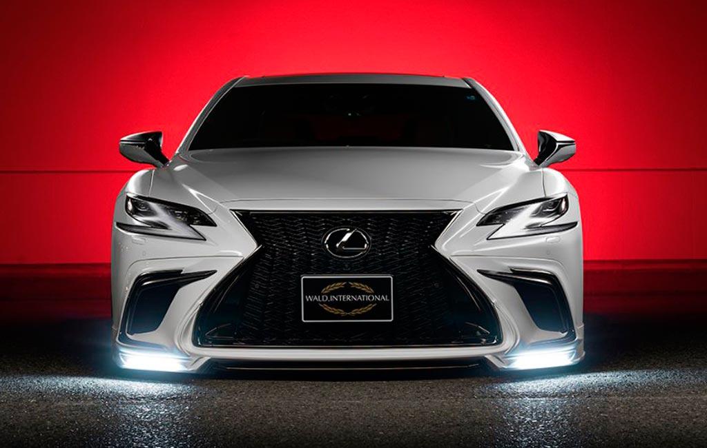 Новый Lexus LS от Wald