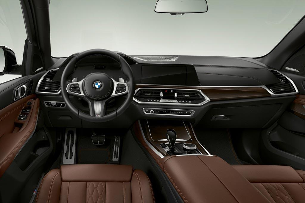 Салон BMW X5 xDrive45e iPerformance