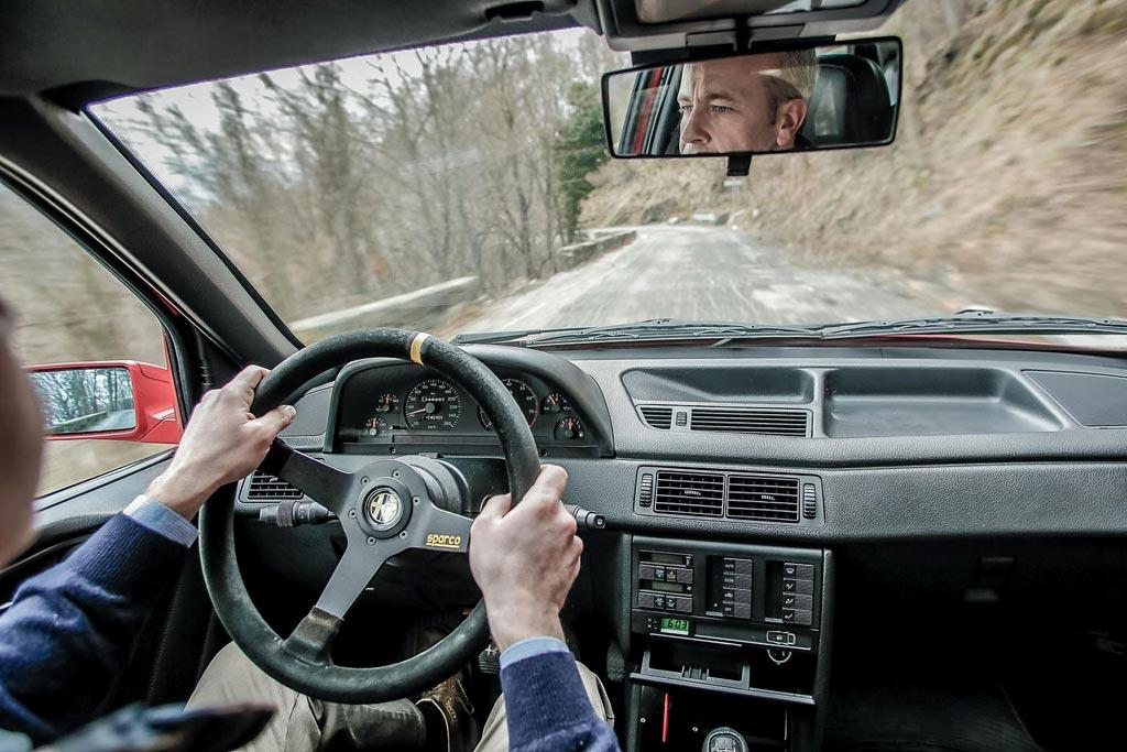 Alfa Romeo 155 GTA Stradale