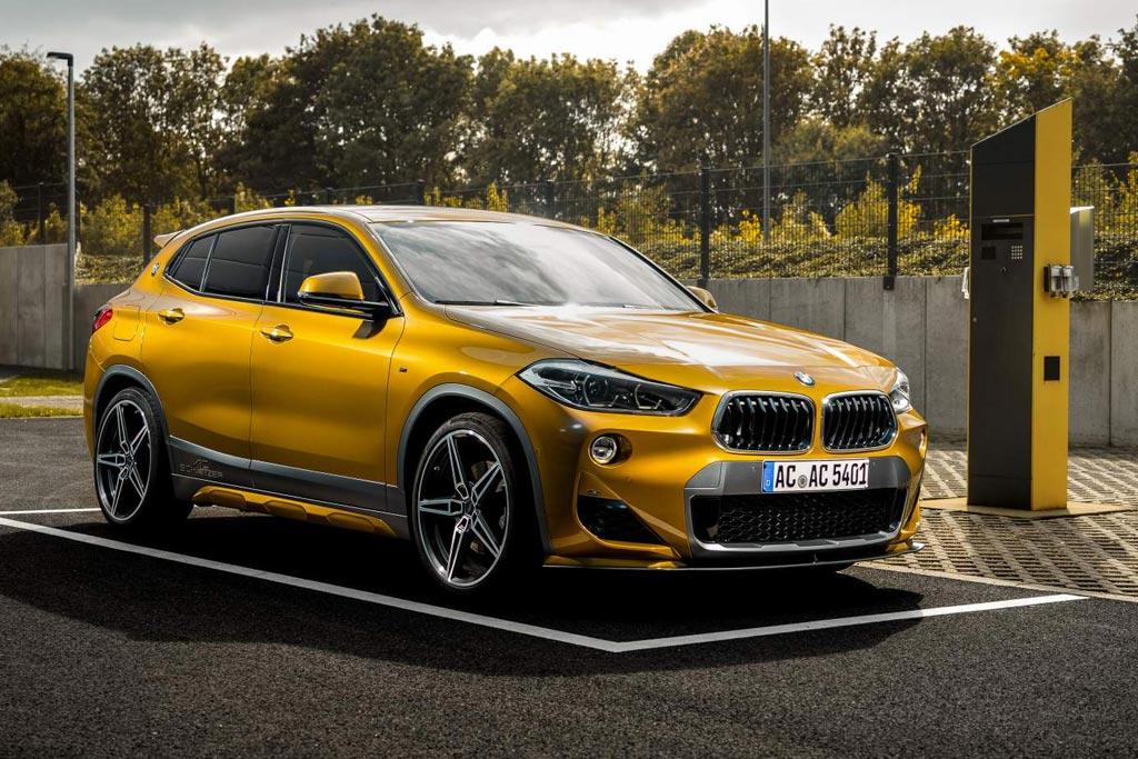 BMW X2 от AC Schnitzer