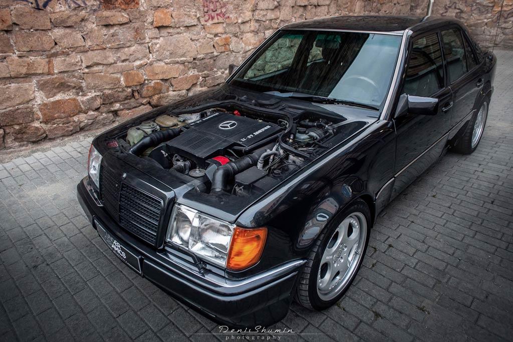Brabus W124 6.0