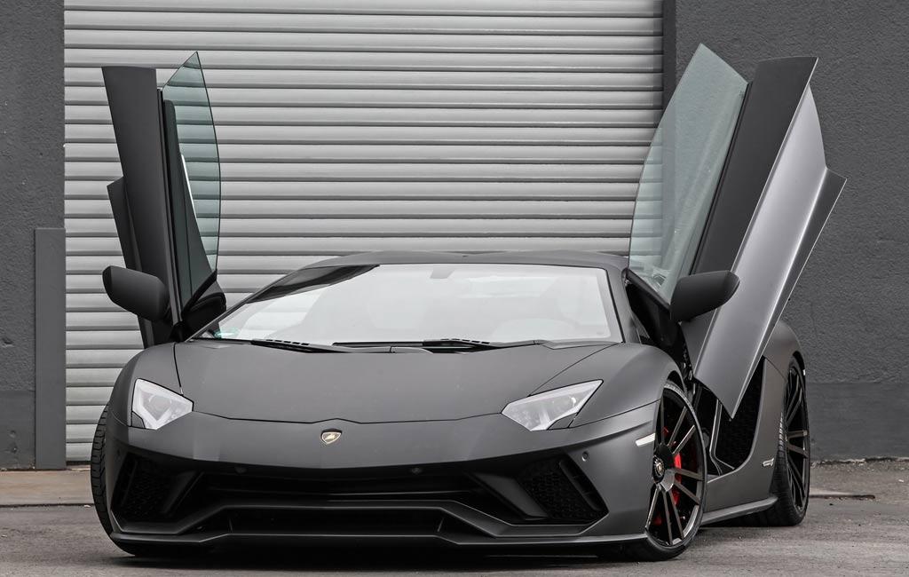 Lamborghini Aventador S-Presso