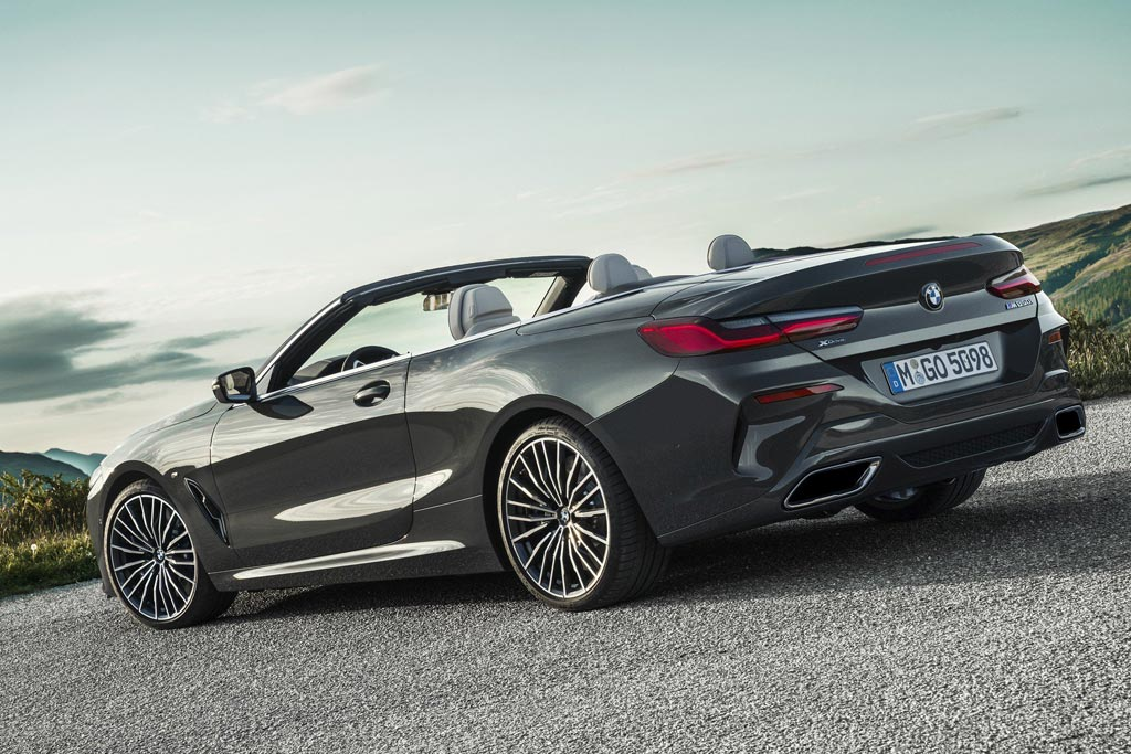 BMW 8-Series Convertible G14
