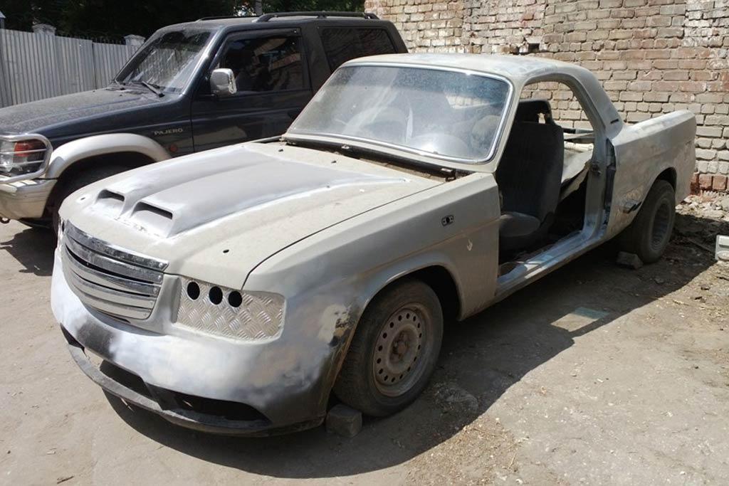 ГАЗ 31 пикап