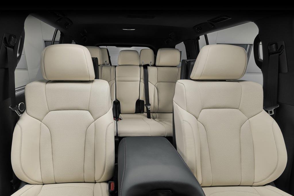 Lexus LX Instipartion