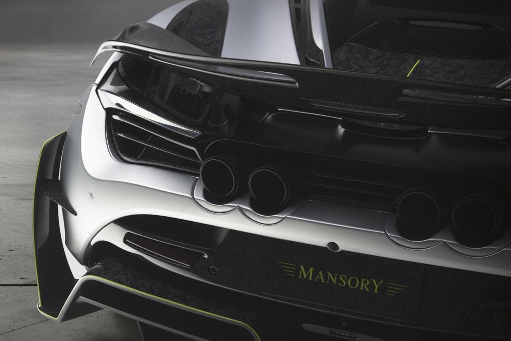 Mansory 720S