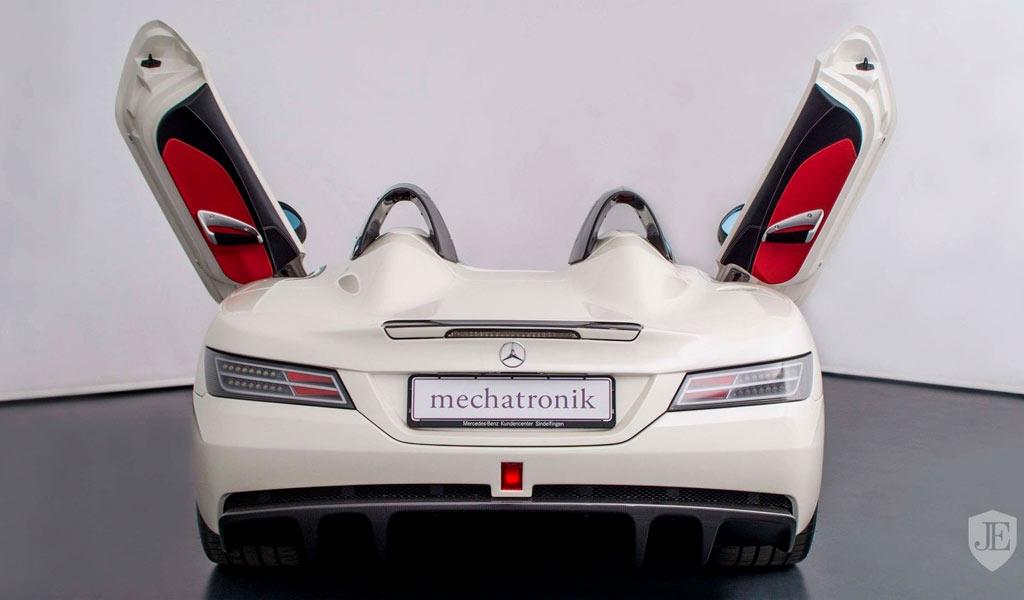 Mercerdes SLR McLaren Stirling Moss