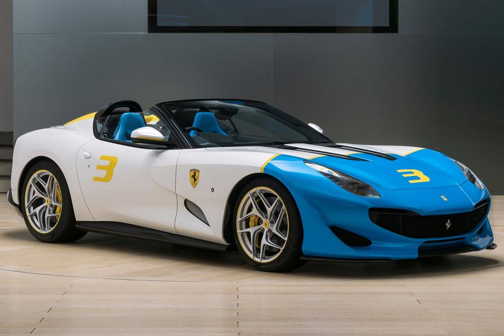 Ferrari SPCJ3