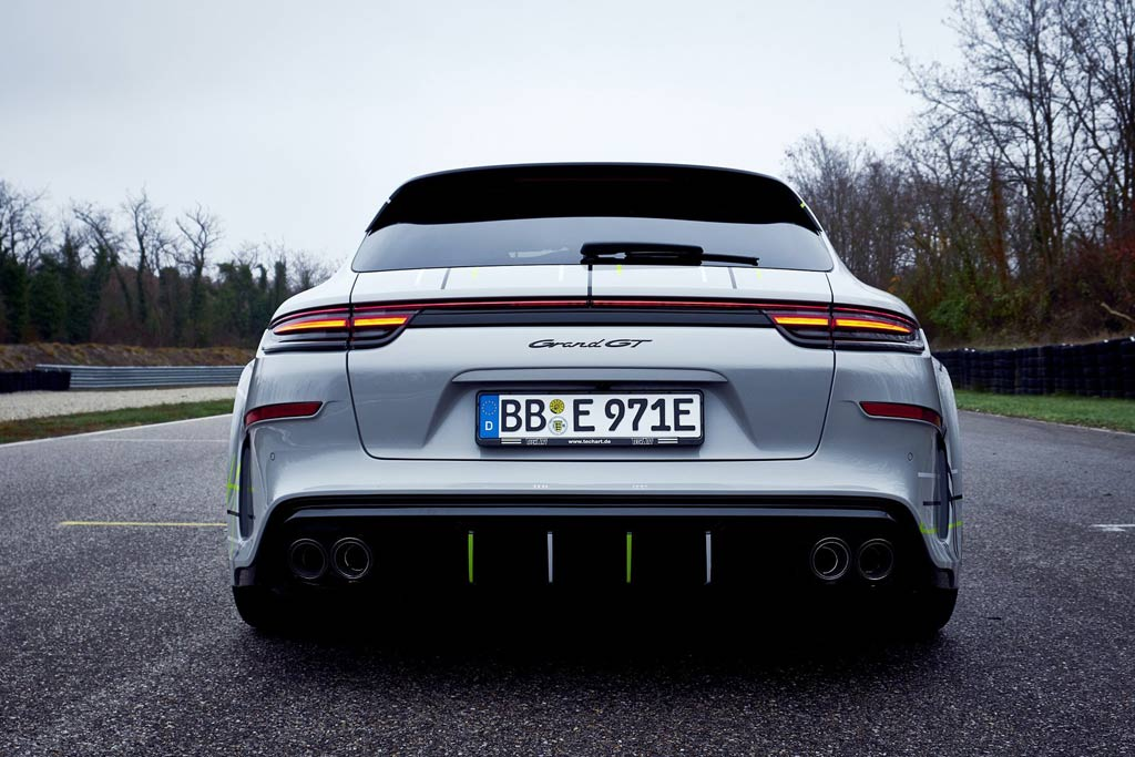 TechArt Panamera Turbo S E-Hybrid