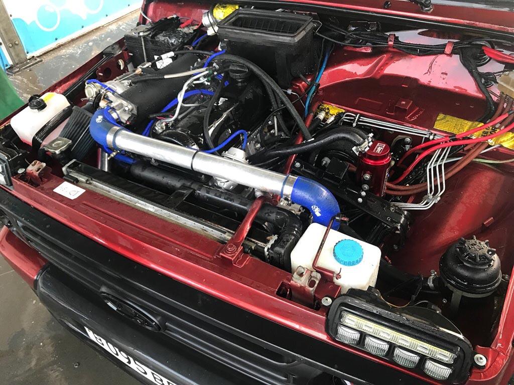 Turbo 4x4 Urban