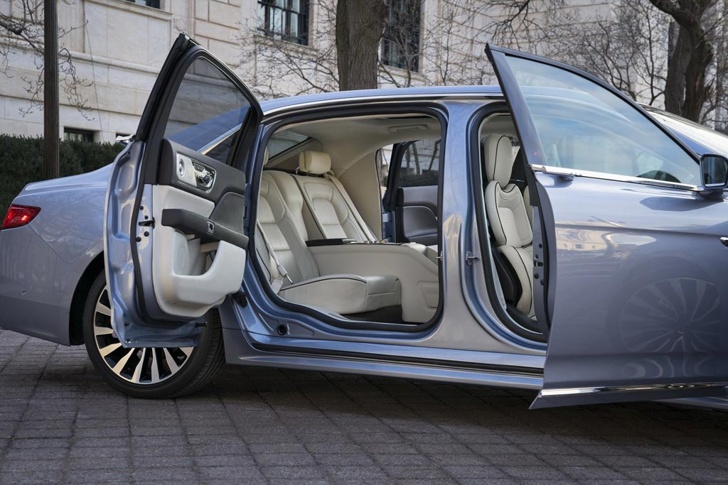Lincoln Continental 80th