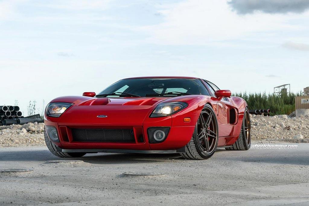 Heffner Ford GT