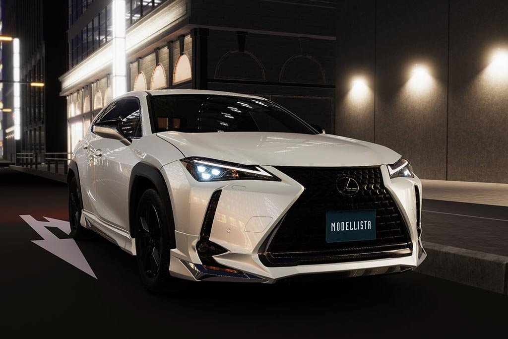 Modellista Lexus UX