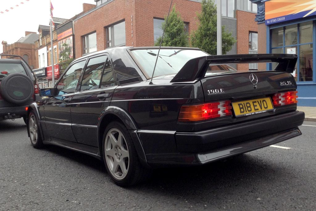 Mercedes 190E Evolution I