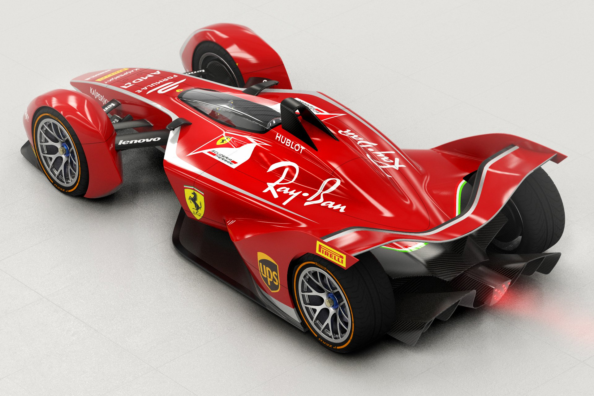 Scuderia Ferrari Formula E
