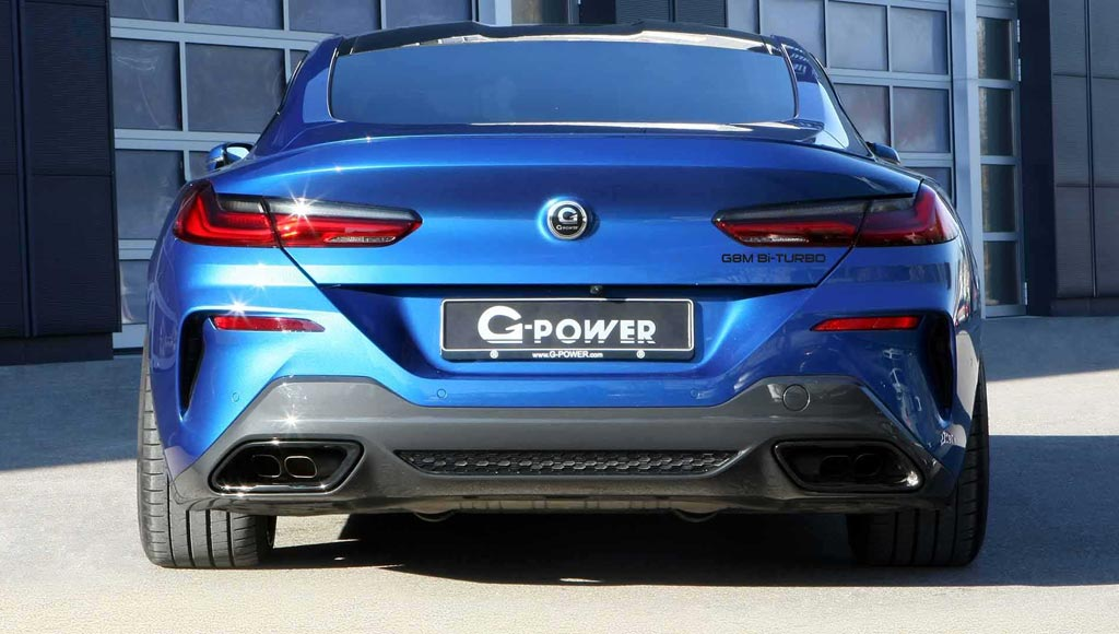 G-Power M850i Coupe