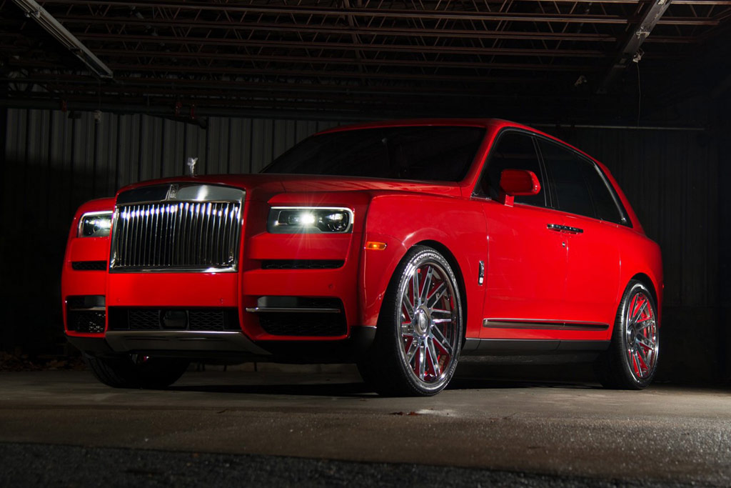 RR Cullinan на Forgiato