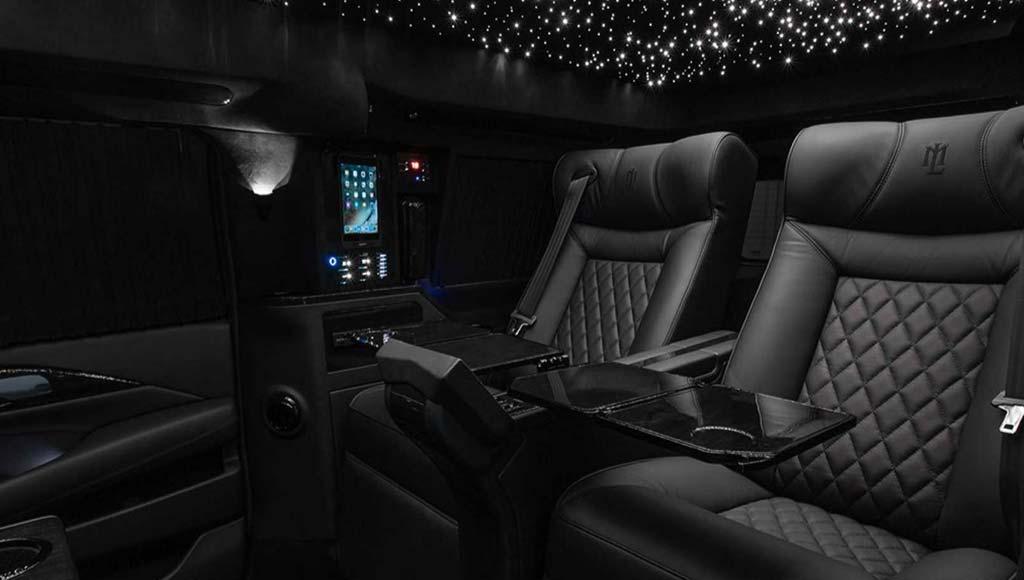 "Cadillac Escalade 30"" Extended Viceroy Edition"