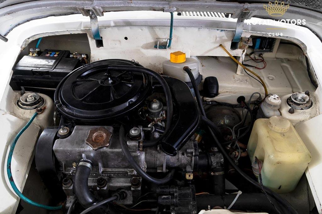 ЗАЗ 965А на базе Оки
