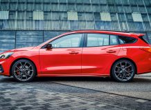 Ford Focus 4 ST Wagon