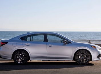 Subaru Legacy [year]