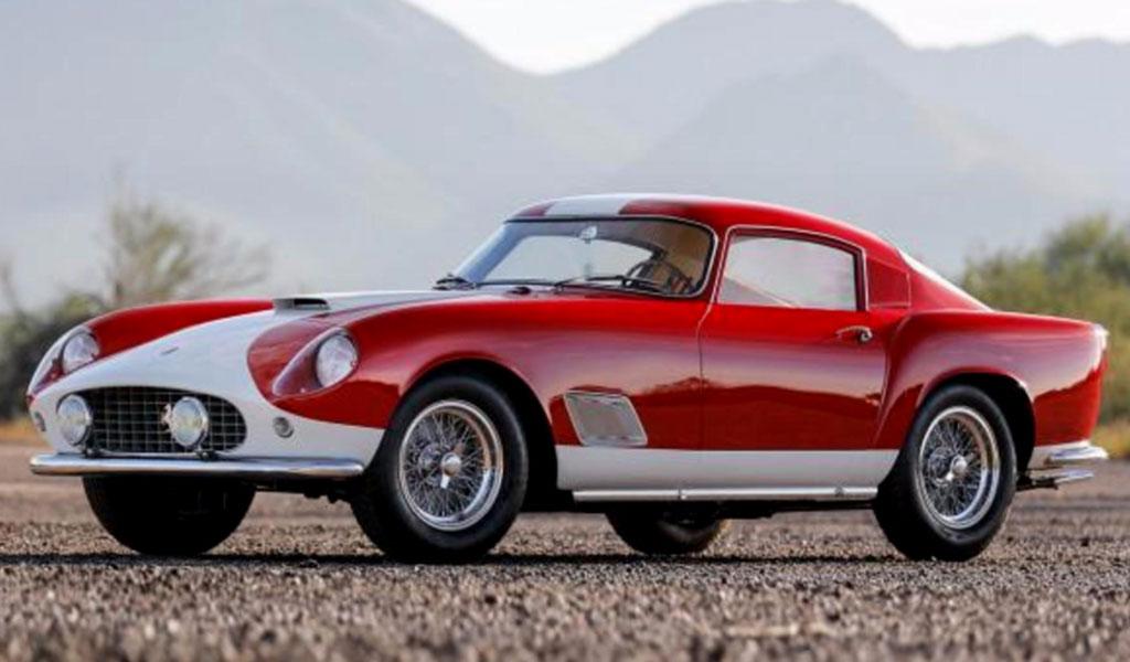 Ferrari 250 GT TdF Coupe 1958