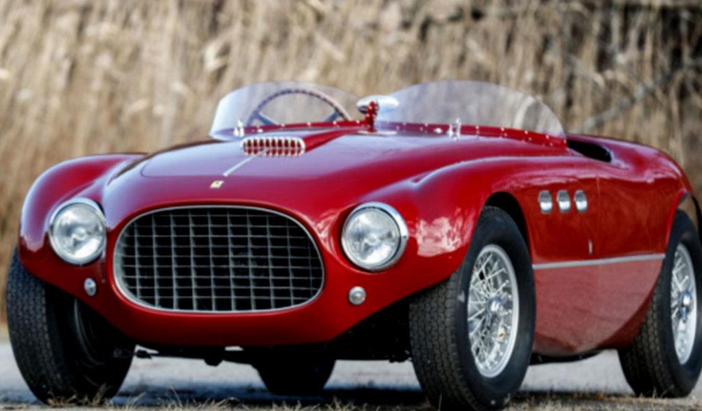 Ferrari 250 MM Spider 1953