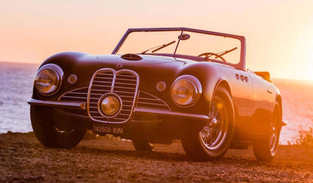 Maserati A6G 2000 Spider 1951