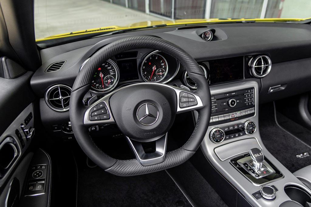 Mercedes SLC Final