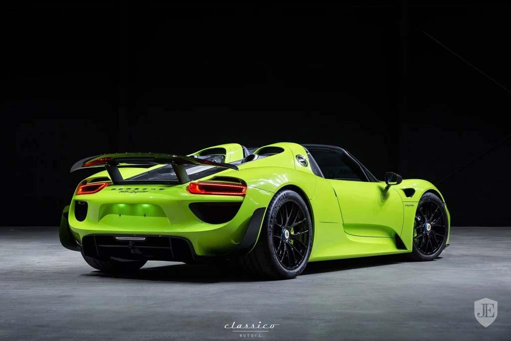 918 Spyder Acid Green
