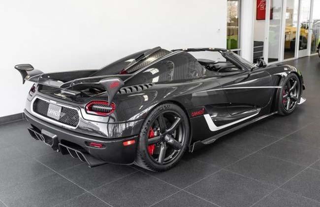 Agera RS Draken