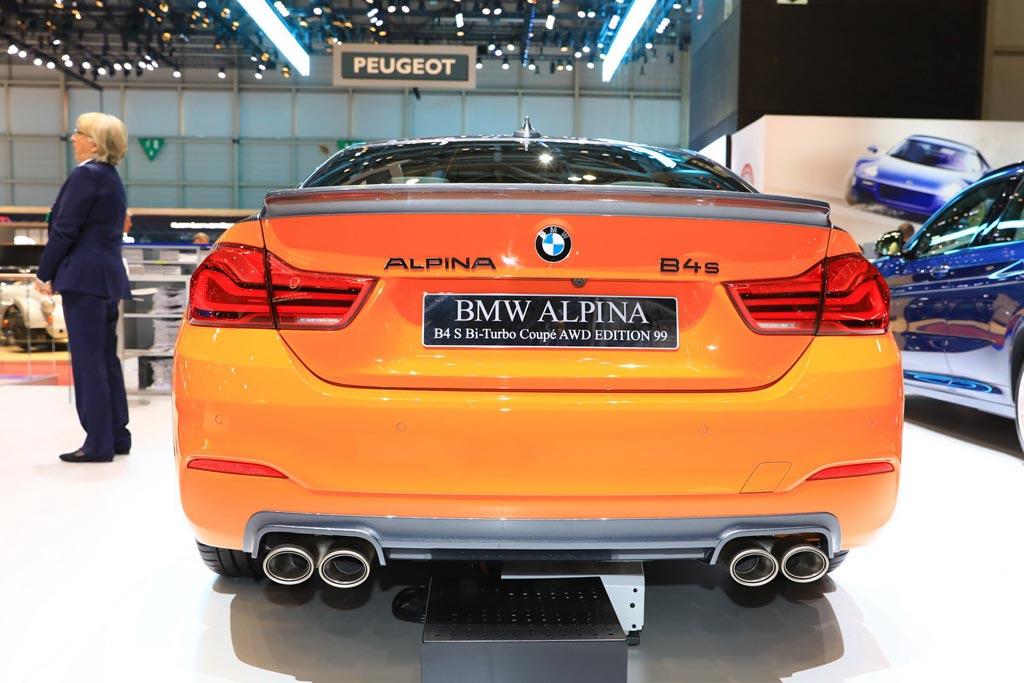 Alpina B4 S Edition 99