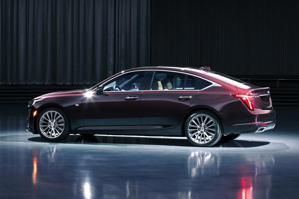 Cadillac CT5 2020 года