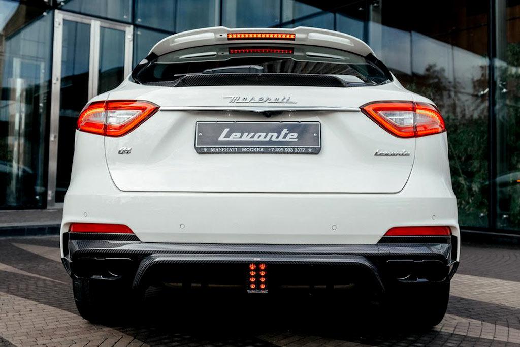 Maserati Levante Shtorm GT