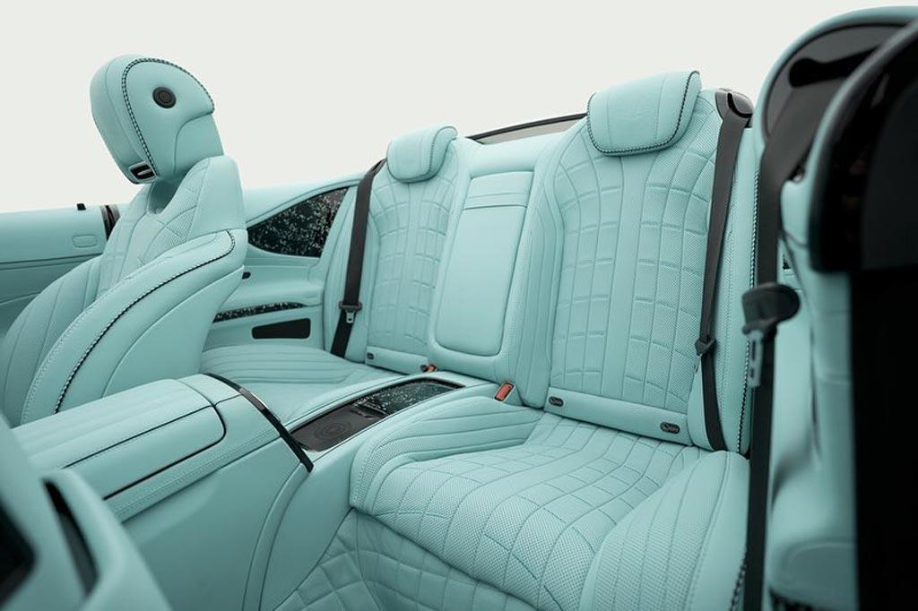 Mansory S63 Apertus Edition